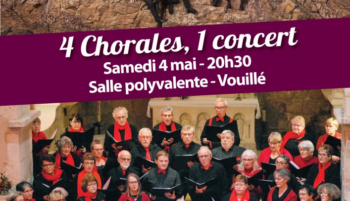 4 Chorales, 1 concert