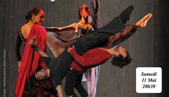 Spectacle de danse : classique, flamenco, contemporain