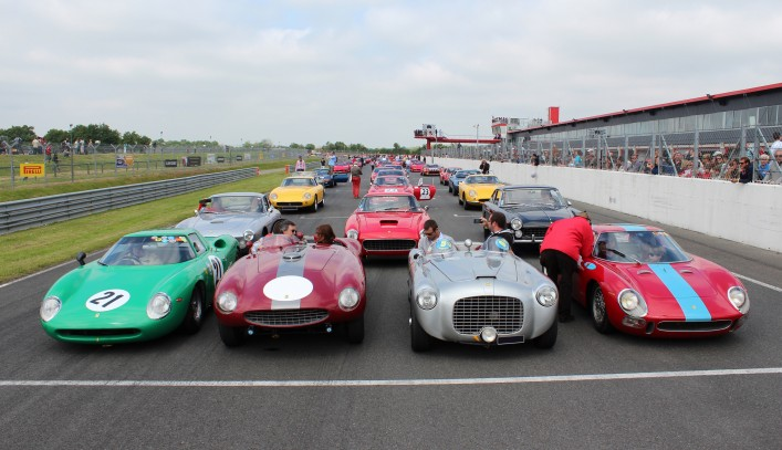 500 Ferrari contre le cancer - Sport et Collection