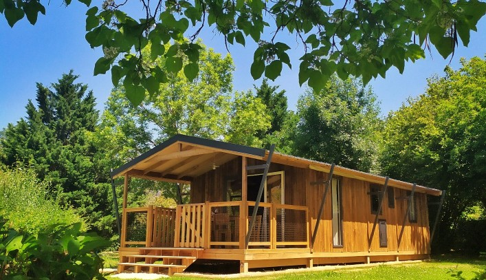 Eco'Lodge du Camping de St-Cyr