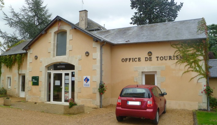 Office de Tourisme du Grand Chatellerault - Antenne de Vouneuil-sur-Vienne
