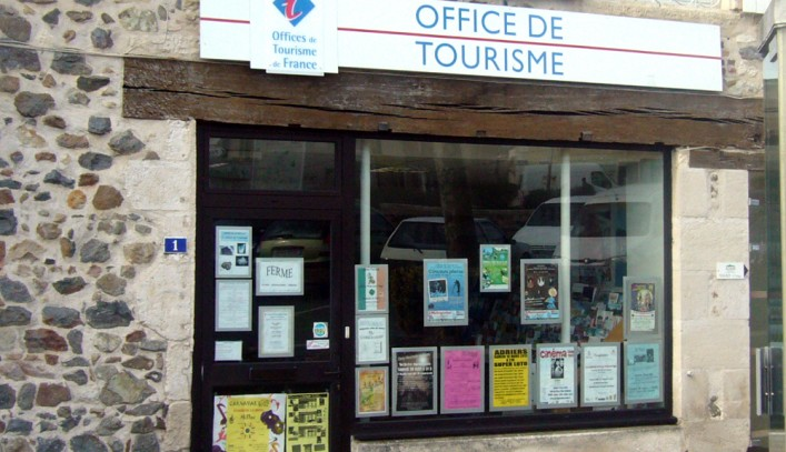 Point d'Information Touristique de L'Isle-Jourdain