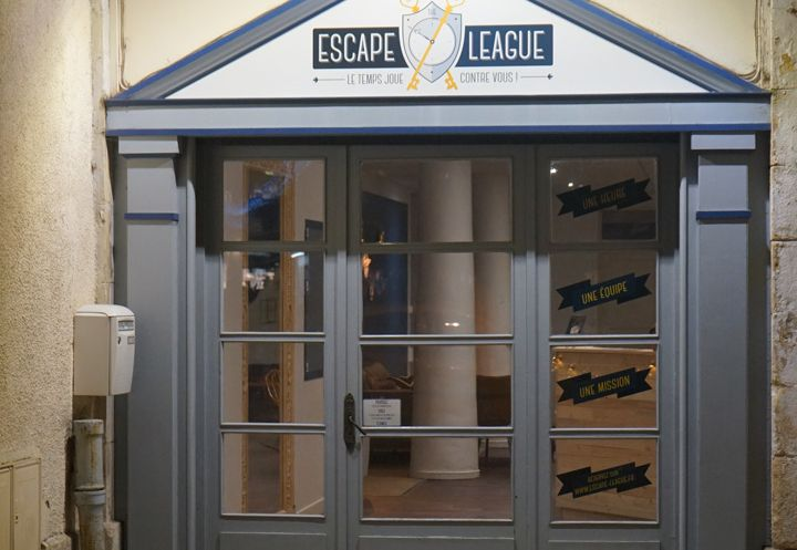 Escape League