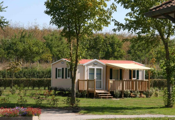 Mobile-homes du Moulin Chauvet