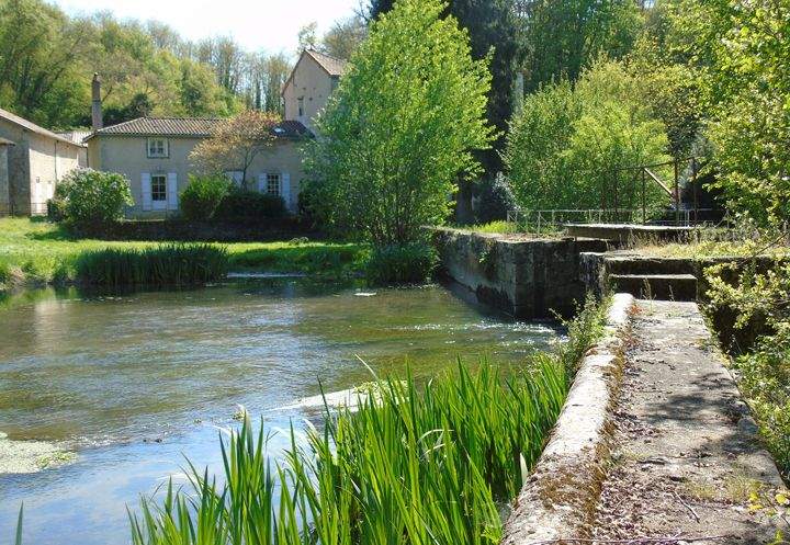Moulin de la Cueille