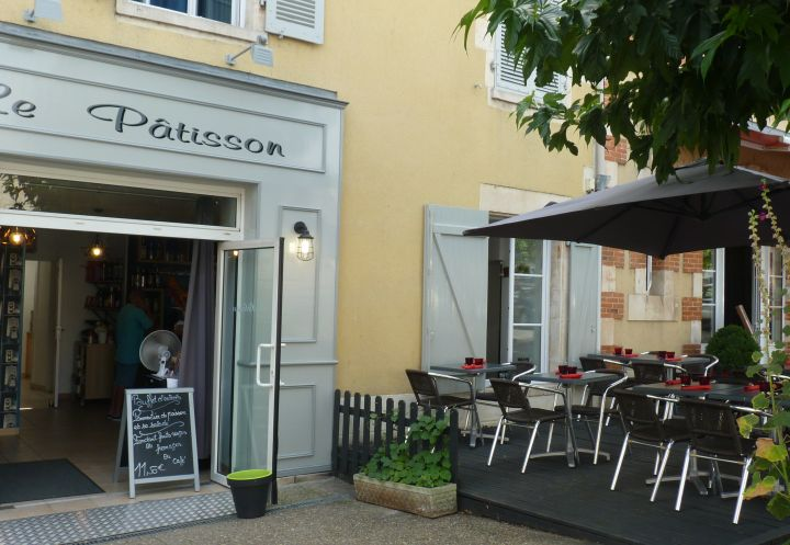 Le Patisson