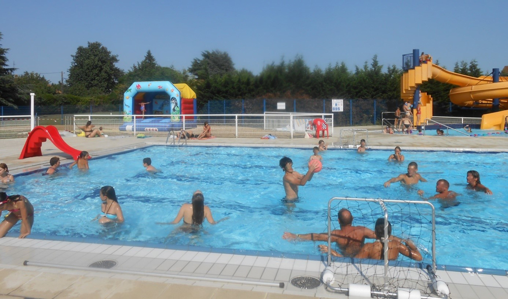 Piscine intercommunale dang saint romain 86 vienne for Piscine 86